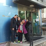 Guest from Singapore....we like the place...near Myeongdong shopping area....Thx u Residence EO