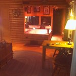 Log Cabin Suite
