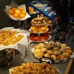 Buffet petits- déjeuners