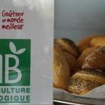 Produits issus de l'agriculture Biologique aux Petits-déjeuners