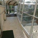 corridio hotel <-> piscina/spa