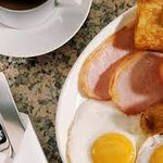 Our full English Breakfast