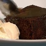 Glenburns famous Sticky Toffee Pudding