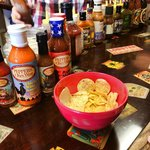 Fun and tasty hot sauce tasting