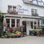 The Glenburn Gold award for Flowers in Bloom