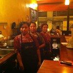 Las cocineras de Doña Pu