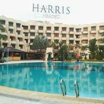 Pool Area Harris Resort Batam Waterfront