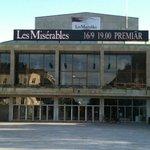 Premiär på Les Miserables,