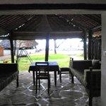 veranda della camera