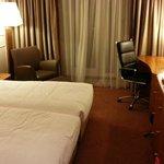 Twin club bedroom