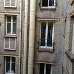Vista da nossa janela