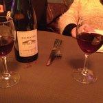 vin rouge corse,excellent
