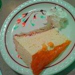 Eva's mango mousse cake