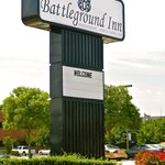 WELCOME! to the Battgleground Inn Greensboro