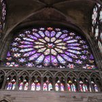 St. Denis Basilica rose window