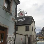 fachada do restaurante