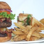 Home of the Monument Burger: John F's Restaurant and Bar