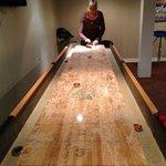 Shuffle Board (downstairs)
