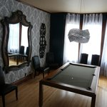 Functional Billiards Parlor