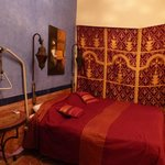 Chambre typique et très adaptée (spacieuse)