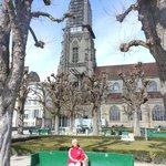Garden & Cathedral