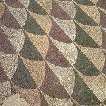 Smukke gulve i Caracallas Termer
