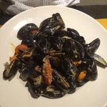 Moules were yummy!