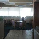 Spacious Breakfast Room