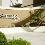 Photo de Athos Hotel