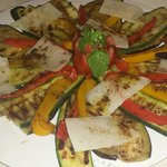 Mix grill vegetables