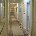 Corridor on the 5th floor