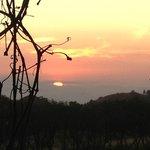 Sunset At Casa Batsu