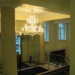 Foyer/Hotel lobby