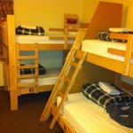 4bed dorm with my double bed!