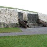 Newgrange prehistoric monument