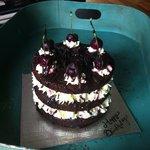 Oh Oreo cake