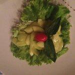 Cucumber Salad - Sit down Dinner