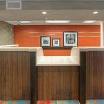 Hampton Inn Milpitas - Front Desk
