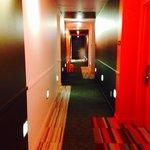 Flor Carpet Tiles in hallways
