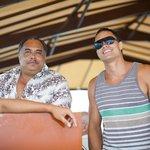 Vaka Cruise staff