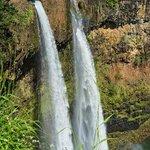 Wailua falls view