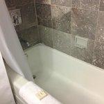 Bath was clean