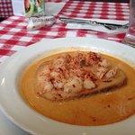 Pan roasted shrimp