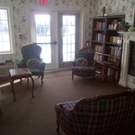 Lounge in the House Next Door