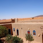 Foto de Auberge Hotel Porte De Sahara Ouzina