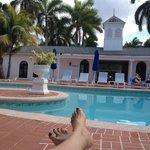 Oleander Terrace Pool