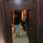 entrance to the Riad