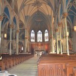 St John the Baptist Cathedral is one of the highlights of Bobby Davis' Explore Savannah's tour.