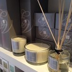 Eve Victoria quality candles and diffusers at Bredas