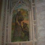 immagine di San Francesco nel Duomo